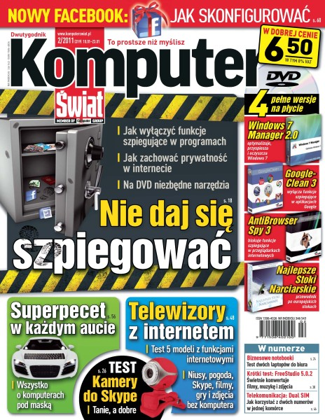 Komputer Świat 02/2011