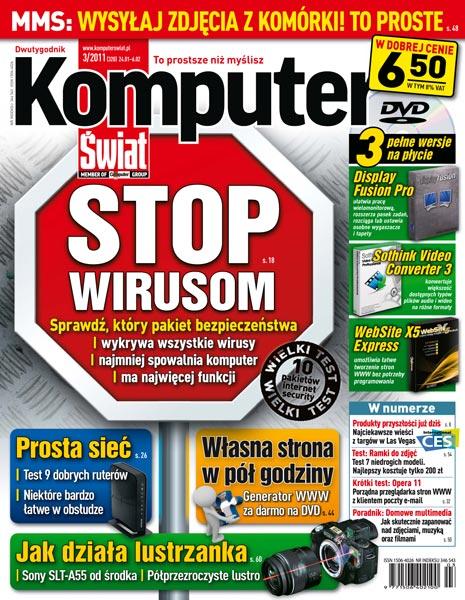 Komputer Świat 03/2011
