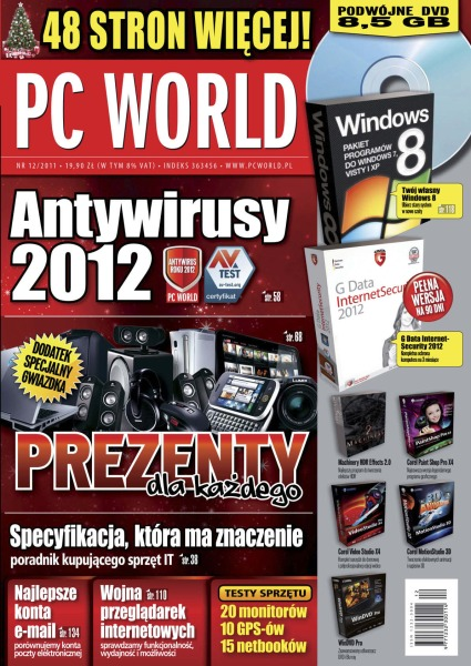 PC World 12/2011 PL