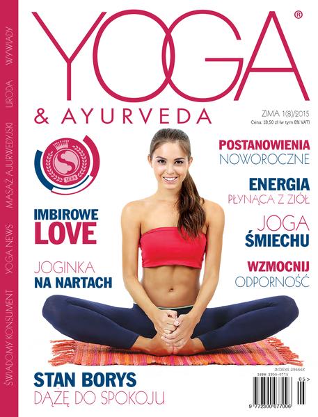 Yoga & Ayurveda - kwartalnik - prenumerata kwartalna już od 18,50 zł
