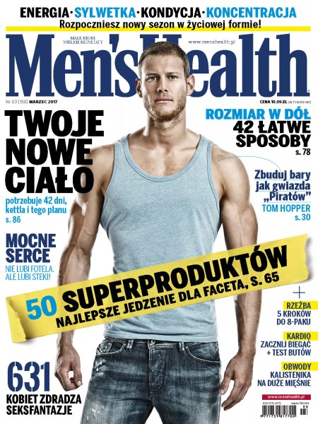 Men's Health Polska 03/2017