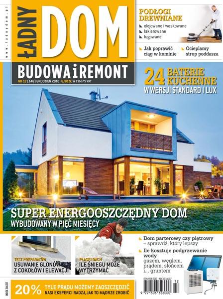 Ładny Dom 12/2010