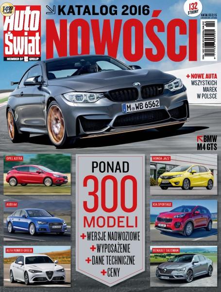 Auto Świat Katalog - inne - prenumerata kwartalna już od 17,90 zł